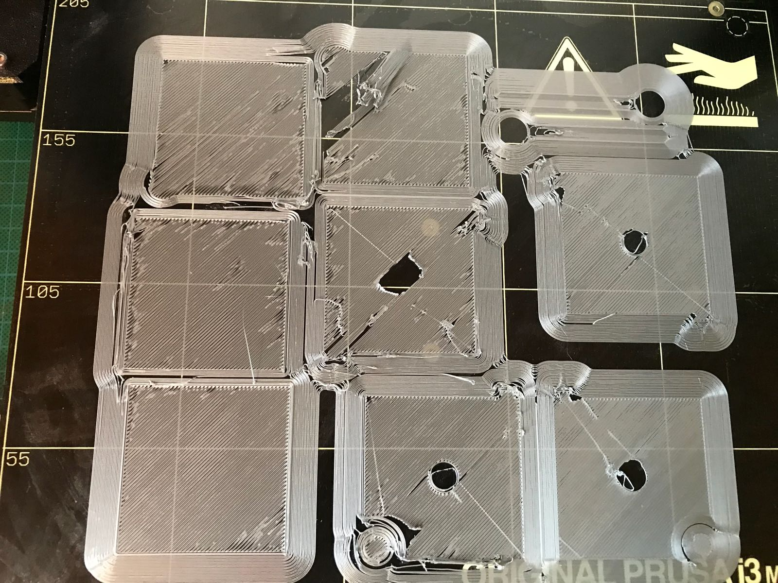 picture regarding Prusa Printable Parts known as Prusa box printable areas does not perform How do I print